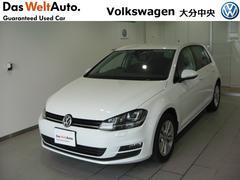 VW ゴルフTSI Comfortline BlueMotion Technology DEMO CAR