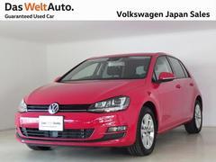 VW ゴルフTSIコンフォートライン BMT SDナビ ACC認定中古車