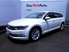 VW パサートヴァリアントTSI ComfortlineVW認定中古車Navi+ETC