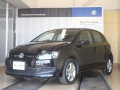 VW ポロTSI Comfortline BMT 1オーナー 純正AW