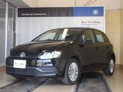 VW ポロTSI Comfortline 1オーナー 純正SDナビTV
