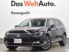 VW パサートヴァリアントTSI Highline NAVI ETC LED