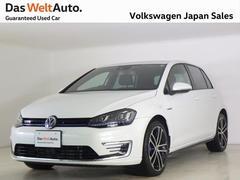VW ゴルフGTEPHV 認定中古車 禁煙社用車 ディスカバープロ DCC