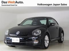 VW ザ・ビートルデザインレザーパッケージ ワンオーナー 認定中古車