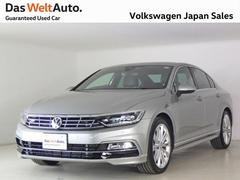 VW パサート2.0 Rライン 当社試乗車 デジタルメーター 純正ナビ