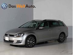 VW ゴルフヴァリアントTSI Highline DCC