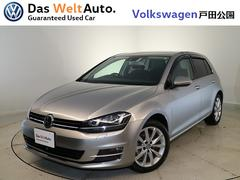 VW ゴルフ TSI Highline BlueMotion Technology Leather Navi
