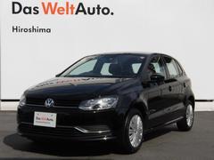 VW ポロコンフォートライン 純正SDナビ デモカー 認定中古車