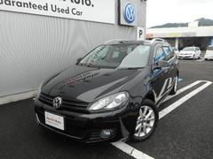 VW ゴルフヴァリアントComfortline SDNavi