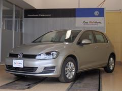 VW ゴルフTSI Trendline BMT 1オーナー 純正15AW
