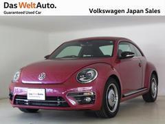 VW ザ・ビートル#ピンクビートル 全国限定300台 ワンオーナー禁煙車