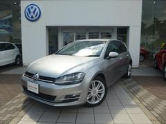 VW ゴルフ TSI Highline BlueMotion Technology Dea erste