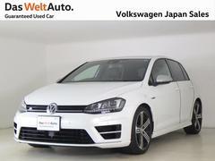 VW ゴルフR4MOTION  レザー ナビ ETC 認定中古車