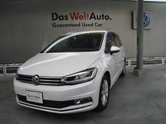 VW ゴルフトゥーランTSI Highline Navi ETC