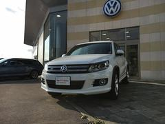 VW ティグアン TSI BlueMotion Technology R−Line Package