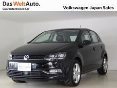 VW ポロTSI Highline Alcantara