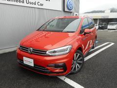 VW ゴルフトゥーランR−Line Democar DCC