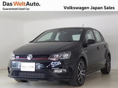 VW ポロGTIGTI1.8L ナビ LED 禁煙 1オーナー 認定中古車