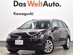 VW ゴルフヴァリアントTSI Comfortline Connect NAVI ETC BC
