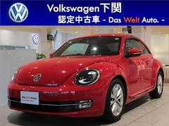 VW ザ・ビートルデザイン レザーパッケージ SDナビ 地デジ バックカメラ