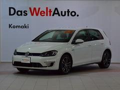 VW ゴルフGTEGTE 認定中古車