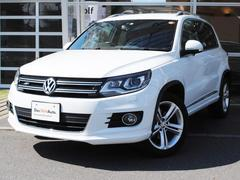 VW ティグアンTSI BlueMotion Technology R−Line Package 712SDCW