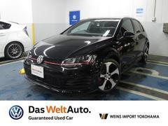 VW ゴルフGTIGTI DCC付 認定中古車