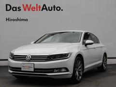 VW パサートハイライン テクノロジーパッケージ 純正ナビ 認定中古車