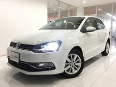 VW ポロアップグレードpkg ナビ カメラ クルコン LED 禁煙車