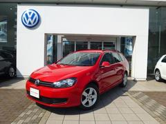 VW ゴルフヴァリアント TSI Trendline BlueMotion