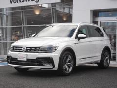 VW ティグアンTSI Rライン 認定中古車