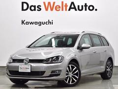VW ゴルフヴァリアントTSI Highline Connect NAVI ETC BC