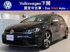 VW ゴルフRR ナビ レザーシート 前席シートヒーター バックセンサー
