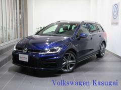 VW ゴルフヴァリアントTSI R−Line Navi ETC2.0
