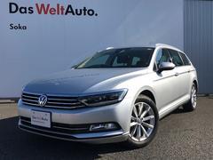 VW パサートヴァリアント当店デモカー ACC Navi BC 障害物センサー