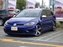 VW ゴルフオールトラックTSI 4MOTION R Variant