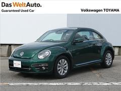 VW ザ・ビートルDesign Leather デモカー 純正ナビ