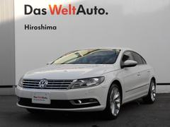 VW フォルクスワーゲンCC1.8TSIテクノロジーパッケージ ACC SDナビ