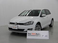 VW ゴルフTSI Comfortline Connect