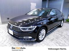 VW パサートTSI Eleganceline VW認定中古車 +Navi