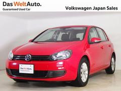 VW ゴルフ TSI Trendline BlueMotion Technology Navi BC
