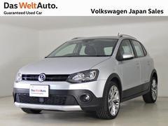 VW ポロクロスポロ キセノン ACC バックカメラ 認定中古車