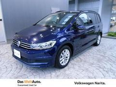 VW ゴルフトゥーランTSI Comfortline VW認定中古車 ナビ+ETC
