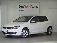 VW ゴルフTSI Comfortline PremiumEdit