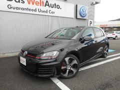 VW ゴルフGTIGTI Democar