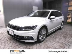VW パサートヴァリアント2.0TSI R−LineVW認定中古車 Navi+ETC