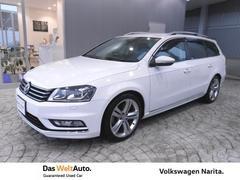 VW パサートヴァリアントR−Line EditionVW認定中古車 Navi+ETC