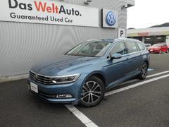 VW パサートヴァリアントTSI Comfortline Democar Navi