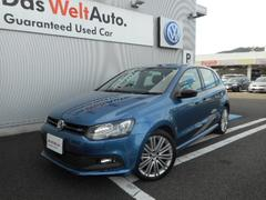 VW ポロ BlueGT Democar