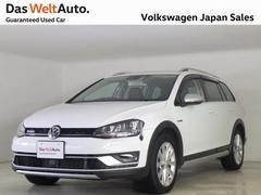 VW ゴルフオールトラック4モーション アップグレード レザー内装 ディスカバープロ